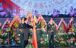 70 năm truyền thống lực lượng vũ trang Quân khu 2