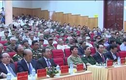 Chủ tịch nước dự Lễ kỷ niệm 62 năm chiến thắng Điện Biên Phủ