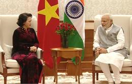 Chủ tịch Quốc hội: Tiềm năng hợp tác Việt Nam - Ấn Độ còn rất lớn