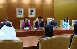 Chủ tịch Quốc hội tiếp Quốc vụ khanh phụ trách Khoan dung của UAE