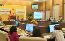 Chủ tịch Quốc hội dự Hội thảo Ủy ban về các vấn đề xã hội