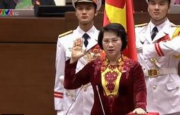 Những điểm mới trong nghi lễ tuyên thệ nhậm chức