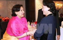 Chủ tịch Quốc hội gặp đại diện Quỹ Ấn Độ