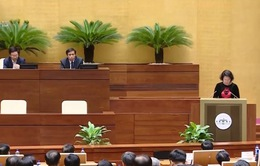 Chủ tịch Quốc hội tiếp các Đại sứ, Trưởng cơ quan đại diện của Việt Nam ở nước ngoài