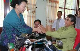 Chủ tịch Quốc hội thăm và làm việc tại Bà Rịa - Vũng Tàu