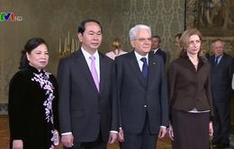 Việt Nam luôn coi trọng quan hệ hữu nghị, hợp tác với Italy