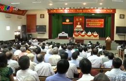 Ứng cử viên đại biểu Quốc hội khu vực TP Đà Nẵng tiếp xúc cử tri