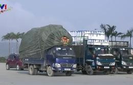 Cửa khẩu Quốc tế Lào Cai đón chuyến hàng đầu tiên