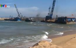 Phú Yên: Khai thông cửa biển Đà Diễn