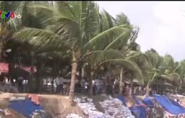 Khởi động dự án nghiên cứu xói lở bờ biển Hội An