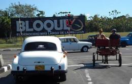 Mỹ lần đầu tiên bỏ phiếu trắng về dỡ bỏ lệnh cấm vận Cuba