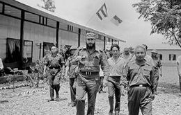 Những khoảnh khắc đầy xúc động của lãnh tụ Fidel Castro trong chuyến thăm Việt Nam năm 1973