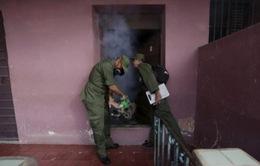 Cuba huy động 9.000 binh lính ngăn chặn virus Zika