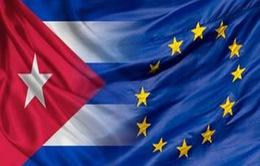 EU mở đường cho khả năng bình thường hóa hoàn toàn quan hệ với Cuba