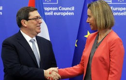 EU và Cuba chính thức ký thỏa thuận bình thường hóa quan hệ