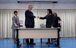 Cuba ký thỏa thuận viễn thông với Google