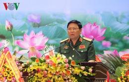 Cục Tuyên huấn đón nhận Huân chương bảo vệ Tổ quốc hạng Nhất