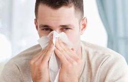 Nam giới dễ bị cúm hơn phụ nữ