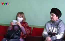Cúm lợn bùng phát tại Ukraine, 63 người thiệt mạng