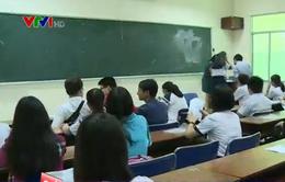 Các trường Đại học chủ trì cụm thi sẽ công bố kết quả thi