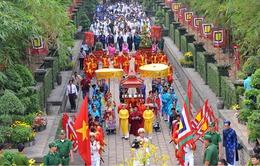 TP.HCM tổ chức Lễ dâng cúng bánh tét Quốc tổ Hùng Vương