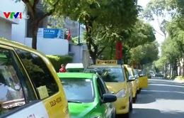 Giá cước taxi tại TP.HCM chỉ giảm cho có
