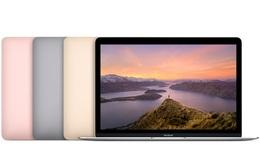Apple bất ngờ ra mắt MacBook 12 inch màu vàng hồng