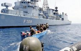 Số vụ cướp biển giảm xuống mức thấp nhất trong 20 năm