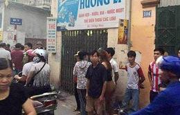 Bắt tên cướp cứa cổ bà chủ tiệm tạp hóa ở Hà Nội
