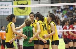 Lịch thi đấu giải bóng chuyền Cúp Hùng Vương 2016: Ngôi hậu sẽ đổi chủ?