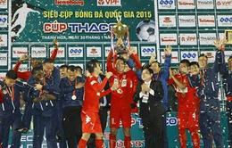 QBV Anh Đức rực sáng, B.Bình Dương lần thứ 4 vô địch Siêu cúp Quốc gia