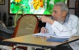 Cựu Chủ tịch Cuba Fidel Castro chỉ trích chuyến thăm của ông Obama