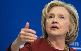 Hillary Clinton đạt đủ số đại biểu để trở thành ứng viên tổng thống