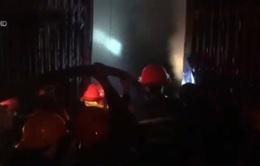 Cháy cơ sở kinh doanh văn phòng phẩm tại Đà Nẵng