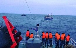 Va chạm tàu trên biển Vũng Tàu: Đã vớt được thi thể 1 nạn nhân