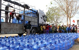 Hỗ trợ người dân chịu ảnh hưởng hạn hán tại Gia Lai
