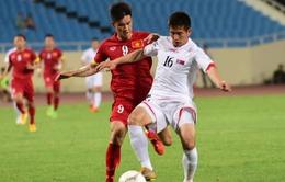 Nhìn lại những trận đấu giữa ĐT Việt Nam và ĐT CHDCND Triều Tiên