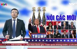 Tổng thống mới đắc cử Donald Trump lựa chọn nội các mới
