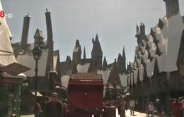 """Khai trương công viên """"Thế giới phù thủy Harry Potter"""""""