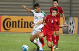U19 Việt Nam quyết nỗ lực đến giây cuối cùng ở trận tứ kết U19 châu Á