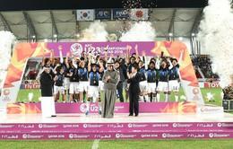 Ngược dòng không tưởng, Nhật Bản đoạt ngôi vô địch U23 châu Á 2016