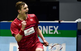 Viktor Axelsen - Bước tiến của tay vợt có khả năng phòng ngự siêu hạng