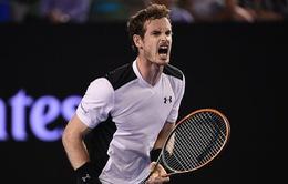 Khuất phục Ferrer, Murray lần thứ 6 vào bán kết Australian Open