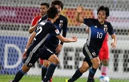 VCK U23 châu Á: Nhật Bản, Qatar vào bán kết sau 120 phút kịch tính