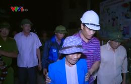 Khẩn trương di dời các hộ dân huyện đảo Cát Hải đến nơi an toàn