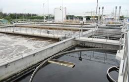 Từ 1/1/2017, người dân đóng 10% tiền phí nước thải sinh hoạt