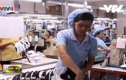 Khó phát triển công nghiệp phụ trợ ngành da giày
