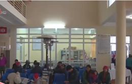 Bệnh viện Đa khoa Sapa tích cực phòng chống rét cho bệnh nhân