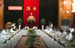 Trưởng ban Tuyên giáo Trung ương làm việc với Đà Nẵng