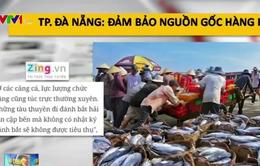 Đà Nẵng kiểm tra cơ sở kinh doanh thực phẩm an toàn qua SMS
